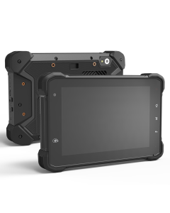 Lilliput VT-7 Ruggedized 7-in. 4G/LTE Android In-Vehicle Display Terminal with Camera and Standard Dock for Fleet Management and Telematics