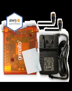 AWS-Ready Thales PLS62T-W-USB 4G/LTE Global Terminal/Modem with Accessory Kit