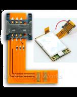 Embedded Works EWADP-SIMFlex81 SIM Card Adaptor