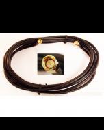 Embedded Works EW-CA32 RF Cable | SMA Male to SMA Male | 10 Feet