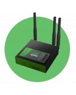 InHand IR301-FQ02-NA CAT-M 4G LTE Compact Industrial LTE Router