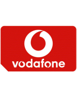 2MB per month monthly for 3 months SIM Data Plan--Vodafone (North America)