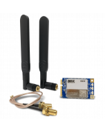 Embedded Works 4G LTE Cat-4 End-Device Certified Embedded Modem Edge Computing IoT Kit | Verizon Carrier Approved | 3 Months of 250 MB Data Included
