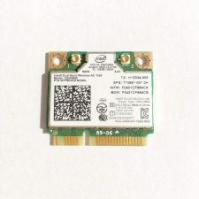 Intel 7260.HMWWB.R / 802.11ac/n/b/g + Bluetooth 4.0 / Half-Size PCI-Express MiniCard