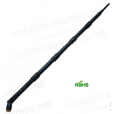 Embedded Works EW-915-8-RA Dipole (Rubber Duck) Lora-433 868/915 MHz