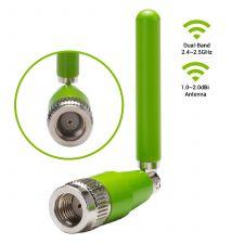 Taoglas GW.05.0153 Monopole (GND plane reqd.) Multi-band WiFi