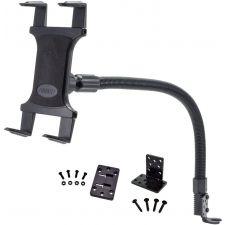 "Arkon TAB188L22 Universal Tablet Holder with 22"" Flexible Seat Rail Floor Mount"