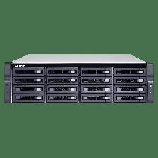 QNAP TS-1683XU-RP-E2124-16G-US Intel® Xeon® E-2124 Processor 3U Rackmount