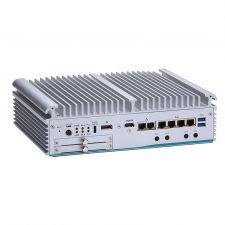 Axiomtek eBOX671-521-FL-DC-4PoE LGA1151 8th gen Intel® Core™ i7/i5/i3 & Celeron® processors (35W/65W)