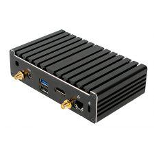 Jetway HBJC400P93W-2930-B Fanless INTEL® Bay Trail-M Celeron N2930 SoC Processor 1.83GHz, Quad-Core, 7.5W Mini-ITX