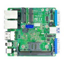 Jetway JNU691-3455 Intel® Celeron J3455 Processor Quad Core 1.50 GHz - 2.30 GHz, 10W TDP NUC