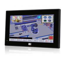 IEI AFL3-W07A-BT-N1/PC/4G-R13 Intel® Celeron® N2807 Touch Panel PC
