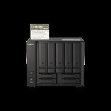 QNAP TS-h973AX-32G-US AMD Ryzen™ Embedded V1500B quad-core eight threads 2.2 GHz processor