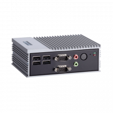 Axiomtek eBOX530-830-FL-N2600-VGA-RC-US (AT MODE) Intel® Atom™ Processor N2600 Embedded PC