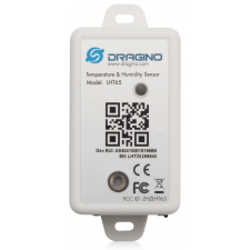 SensorWorks-Ready! LHT65 LoRaWAN Temperature and Humidity Sensor