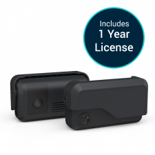Samsara CM32 Dual-Facing AI Dash Cam with License | VG34 Cellular Vehicle IoT Gateway Options