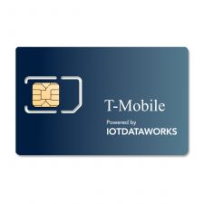 1MB per month prepaid for 3 months IoT Data Plan with SIM --T-Mobile  (North America)