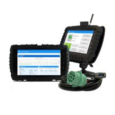 TrackingForLess Rugged Electronic Logging Device (ELD) with HOS + DVIR