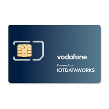 50MB per month monthly for 3 months SIM Data Plan--Vodafone (Global)