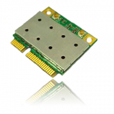 AzureWave AW-NB041 802.11bgn + BT PCI Express Mini Card (Half)