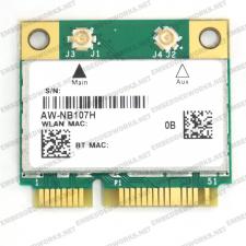 AzureWave AW-NB107H 802.11bgn + BT PCI Express Mini Card (Half)