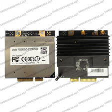 Compex WLE600V5-27 802.11ac/an PCI Express Mini Card