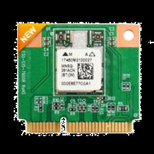 SparkLAN WPEQ-261ACN(BT) 802.11ac/abgn + BT PCI Express Mini Card (Half)