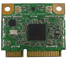 SparkLAN WPER-176AC 802.11ac/an mPCIe Mini Card, MediaTek MT7610E, 1T1R