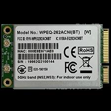 SparkLAN WPEQ-262ACNI(BT) 802.11ac/abgn + BT mPCIe
