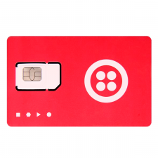 Twilio Super SIM IoT North America Starter Kit | Plan 1 MB to 3 GB | 3-Months Pay-As-You-Go