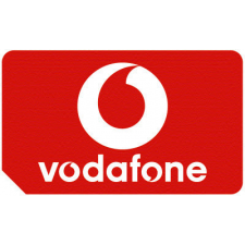 2MB per month monthly for 12 months SIM Data Plan--Vodafone (Global)
