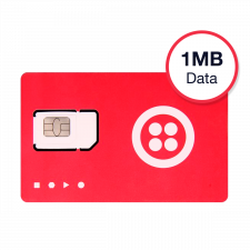 Twilio Super SIM IoT North America Plan 1MB | 3-Months Pay-As-You-Go