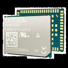 Gemalto EXS82-W_v1_LGA 4G LTE Cat M1 and NB-IoT Module