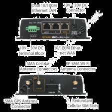 Peplink MAX-BR1-LTE-E-T 4G LTE Cat 4 w/ 3G Fallback Router