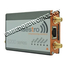 Maestro Wireless E206XT-B 3G MultiMode (HSPA / EVDO) Router