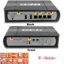 BEC Technologies MX-1000-T 4G LTE Cat 3 Single Mode Router